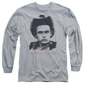 Dean New Cowboy Long Sleeve Adult Athletic T-Shirt