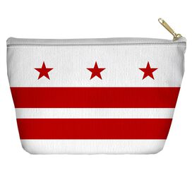 Washington D.C. Flag Accessory Pouch