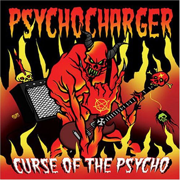 Psychocharger - Curse of the Psycho
