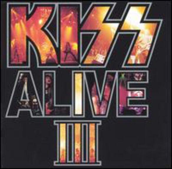 Kiss - Alive 3
