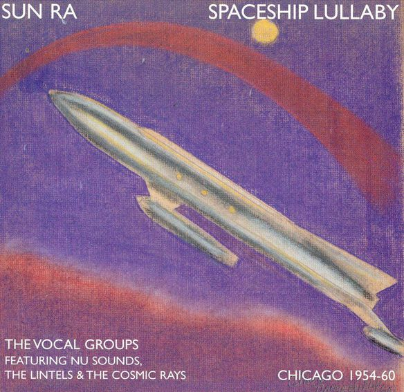 Spaceship Lullaby 1103