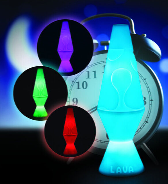 Lava Lamp LED Color Changing Lava Light