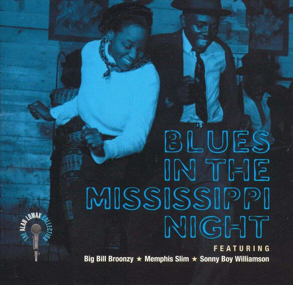 Blues In The Mississippi