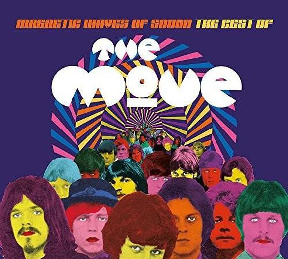 Magnetic Waves Of Sound: Best Of The Move (W/Dvd)