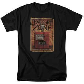 Twilight Zone Seer Short Sleeve Adult T-Shirt