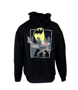 Looney Tunes & DC Comics Sylvester Batman Hoodie