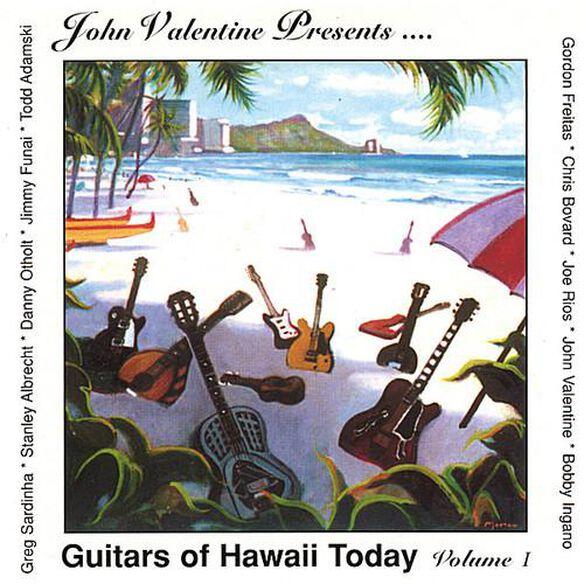Guitars Of Hawaii Today 1