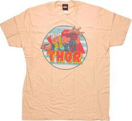 Thor Circle T-Shirt Sheer