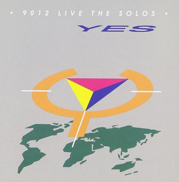 9012 Live The Solos (Gate) (Ltd) (Ogv)