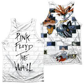 Roger Waters The Wall (Front Back Print) Adult Poly Tank Top