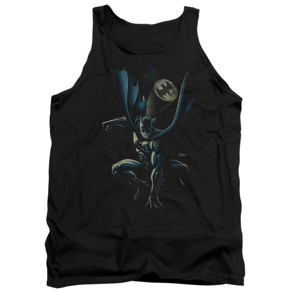Batman Calling All Bats Adult Tank