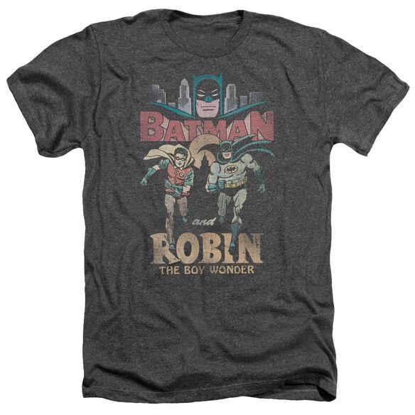 Batman Classic Tv Classic Duo Adult Heather