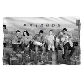 Friends Break Time Fleece Blanket