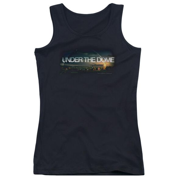 Under The Dome Dome Key Art Juniors Tank Top