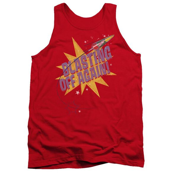 Astro Pop Blast Off Adult Tank