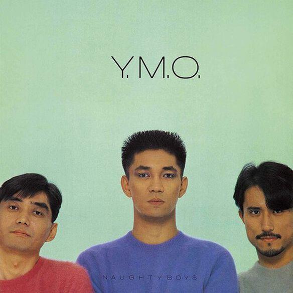 Yellow Magic Orchestra - Naughty Boys (Standard Vinyl Edition)