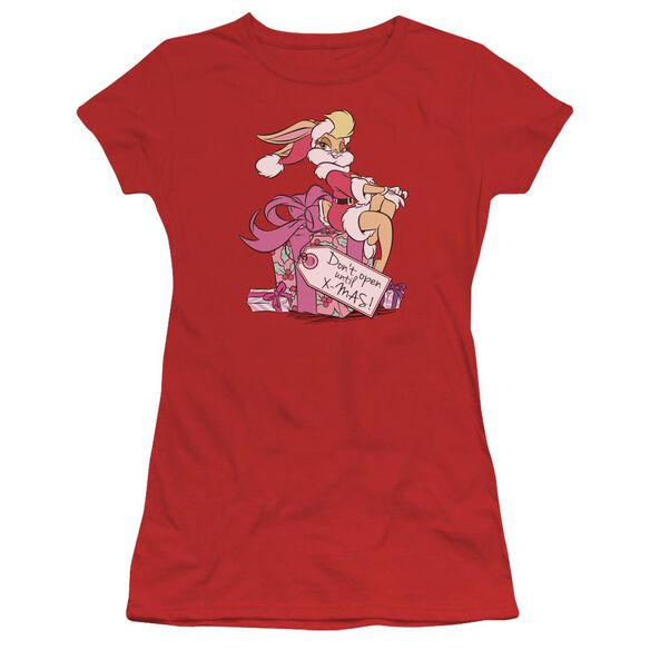 Looney Tunes Lola Present Short Sleeve Junior Sheer T-Shirt