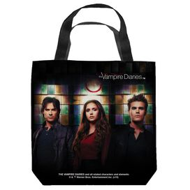 Vampire Diaries Stained Glass Tote