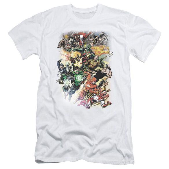 Jla Brightest Day #0 Short Sleeve Adult T-Shirt