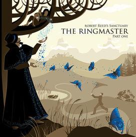 Robert Reed - Robert Reed: The Ringmaster Part One (incl. DVD)