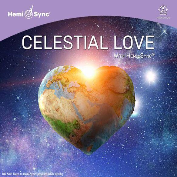 Jonn Serrie & Hemi-Sync - Celestial Love With Hemi-sync