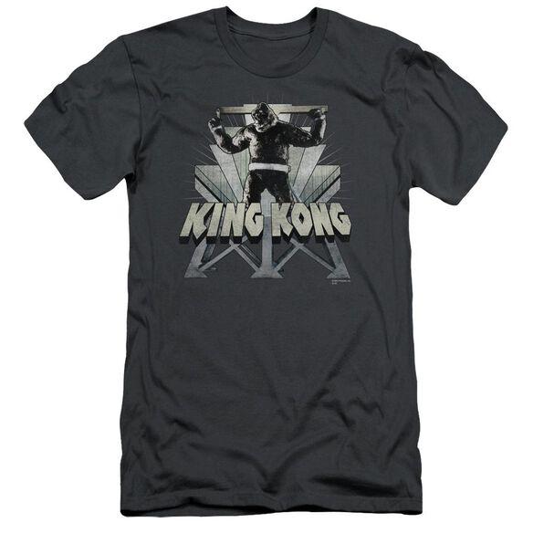 King Kong 8 Th Wonder Short Sleeve Adult T-Shirt