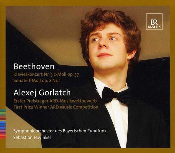 Klavierkonzert Nr. 3 & Sonate F Moll