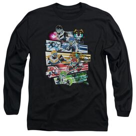 Voltron Paladins Strike Long Sleeve Adult T-Shirt