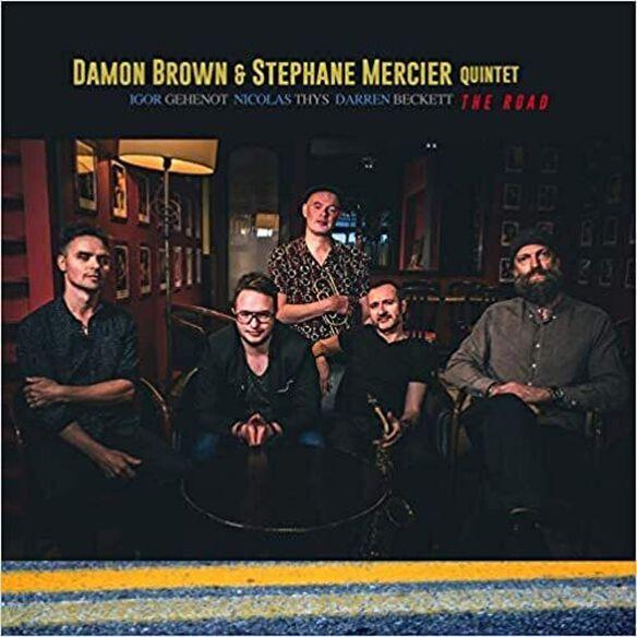 Damon Brown - The Road