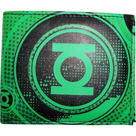 Green Lantern Collage Wallet