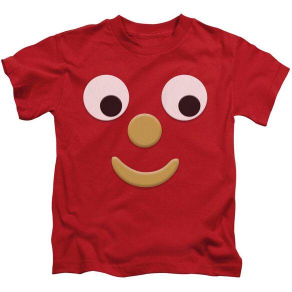 Gumby Blockhead J Short Sleeve Juvenile T-Shirt