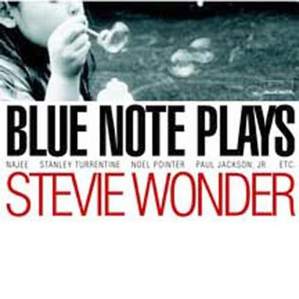 Blue Note Plays Stevie Wonder / Various (Mod)