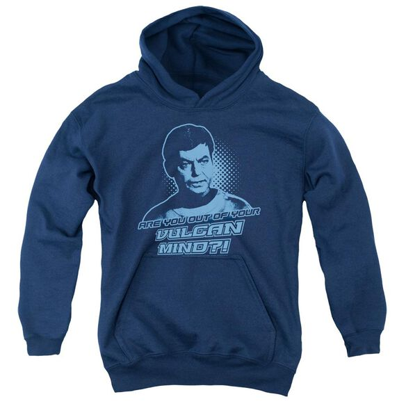St Original Vulcan Mind Youth Pull Over Hoodie