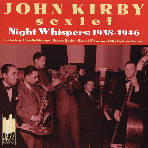 Night Whispers:1938 1946