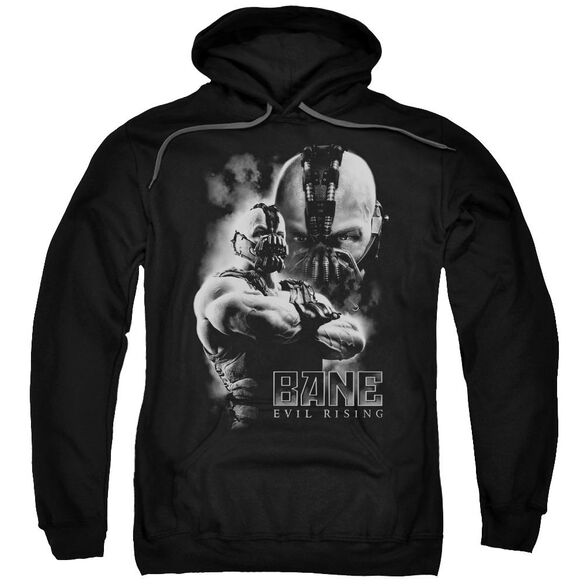 Dark Knight Rises Evil Rising Adult Pull Over Hoodie