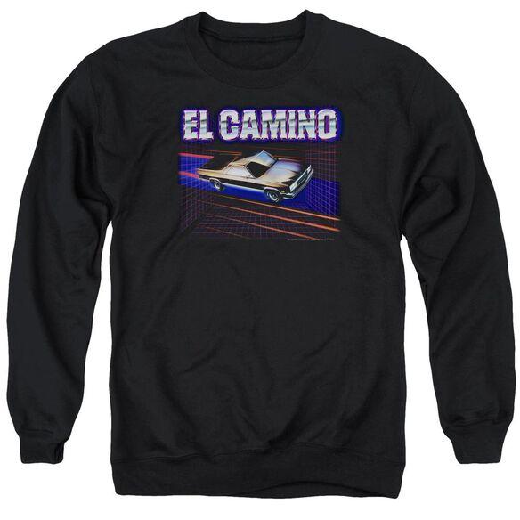 Chevrolet El Camino 85 Adult Crewneck Sweatshirt