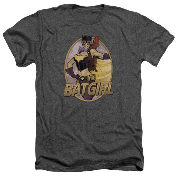 Jla Batgirl Bombshell Adult Heather