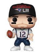 Funko Pop!: NFL - New England Patriots - Tom Brady [SB Champions LIII]