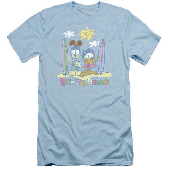 GARFIELD BEACH BUMS-S/S ADULT T-Shirt