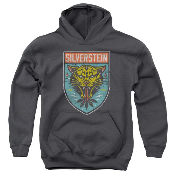 Silverstein Tiger Youth Pull Over Hoodie