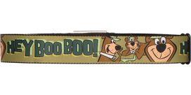 Yogi Bear Yogi Hey Boo Boo Seatbelt Mesh Belt