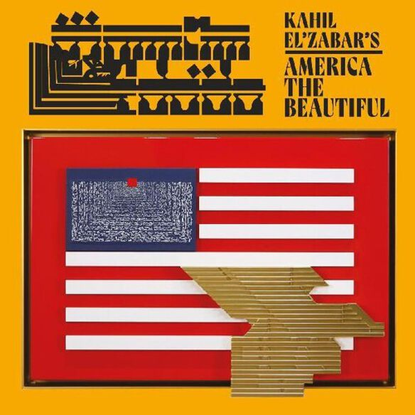 Kahil El'Zabar - Kahil El'zabar's America The Beautiful