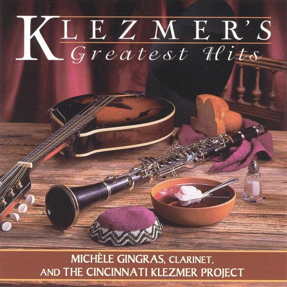 Klezmer's Greatest Hit198