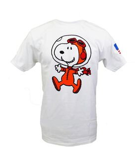 Snoopy Moon & Back T-Shirt