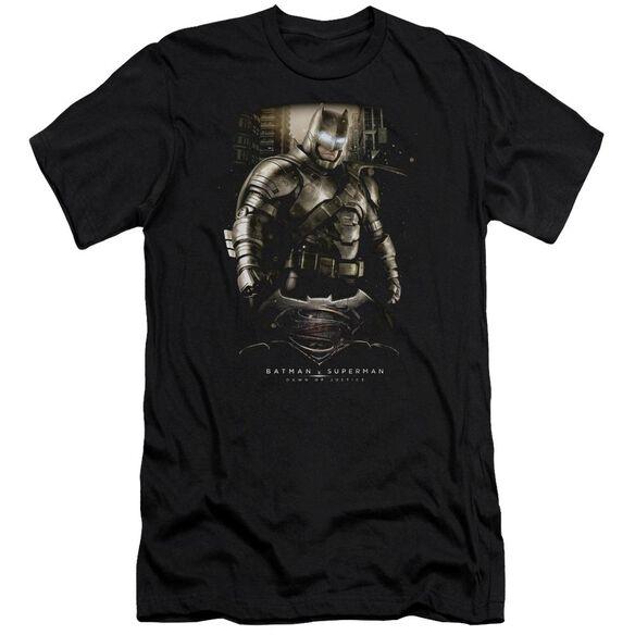 Batman V Superman Bats Ground Zero Short Sleeve Adult T-Shirt