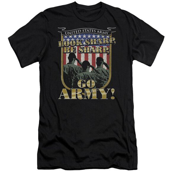 Army Go Army Short Sleeve Adult T-Shirt