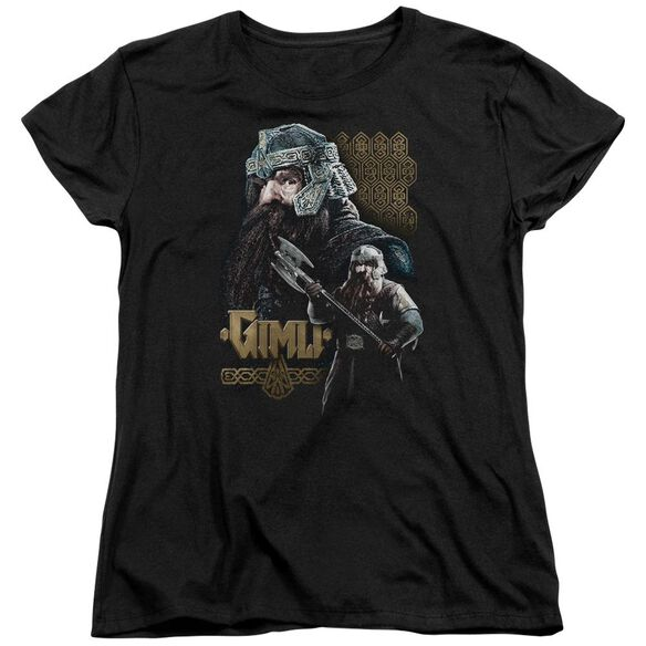 Lor Gimli Short Sleeve Womens Tee T-Shirt