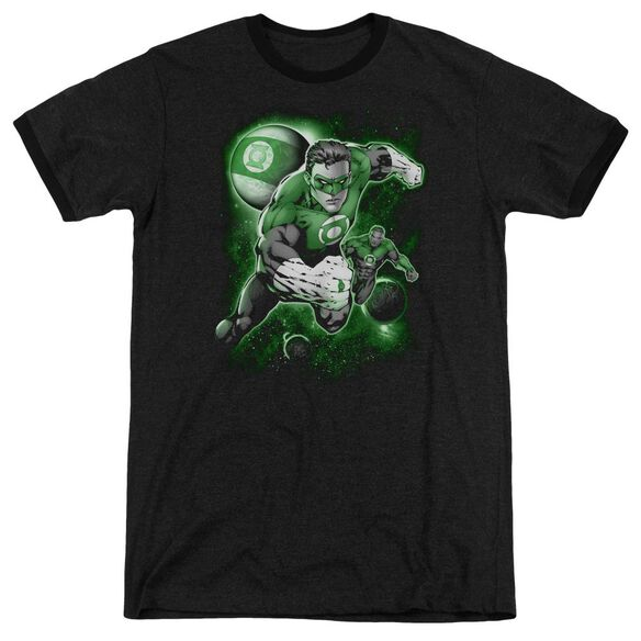 Green Lantern Lantern Planet Adult Heather Ringer