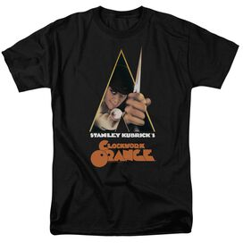 A Clockwork Orange Poster Short Sleeve Adult T-Shirt