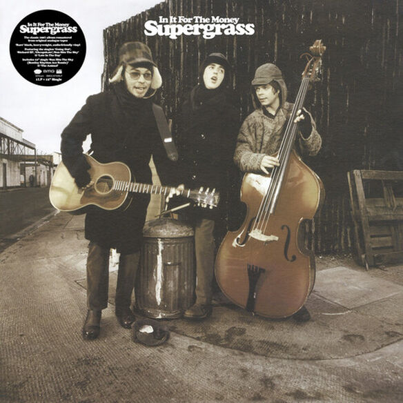 Supergrass - In It for the Money (2021 - Remaster)